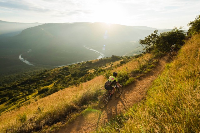 """""""The Umkomaas descent is just one of a kind. It's almost worth going to the race just for that"""""""